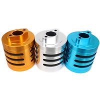 1pc Air Filter For 1/5 RC Hobby Model Gas Gasoline Petrol Car Buggy Truck Upgraded Hop Up Parts HSP Axial HPI Traxxas Losi