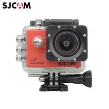 SJ5000X Original SJCAM cámara del deporte WiFi 4 K 24fps 2K30fps Gyro Cámara de La Acción 2.0 LCD NTK96660 Buceo 30 m Impermeable deportes DV