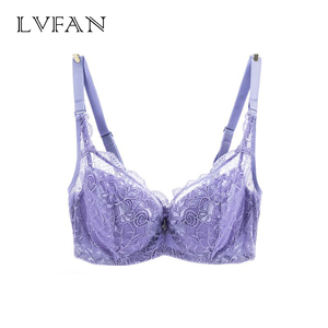Image 3 - 100% Natural silk flower padded breast pure mulberry silk large size knitted lace wrap chest and base underwear chest