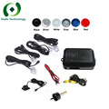 Car Video Parking Sensor Reverse Backup Radar System, Auto Reversing Detector ,connect any LCD Monitor or DVD and Step-up Alarm
