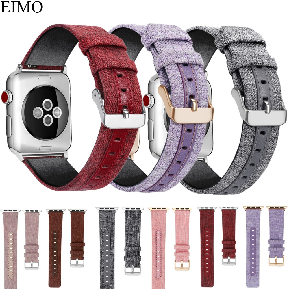 Leather strap for aplle apple watch band 4 44mm 40mm correa 42mm 38mm Wrist bracelet belt metal adapter Iwatch series 4 3 2 1 for apple watch band 4 44mm 40mm leather strap correa 42mm 38mm bracelet wrist watchband iwatch series 4 3 2 1 replacement belt
