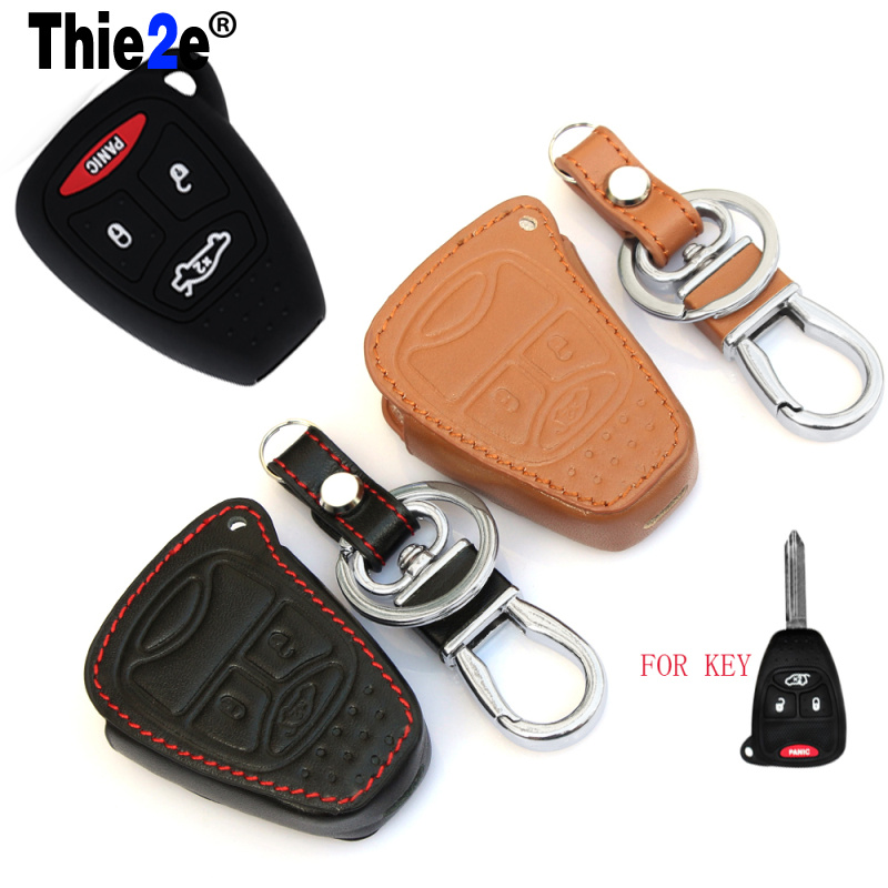 Car Key Fob Cover Case Cap Protect Holder For Jeep