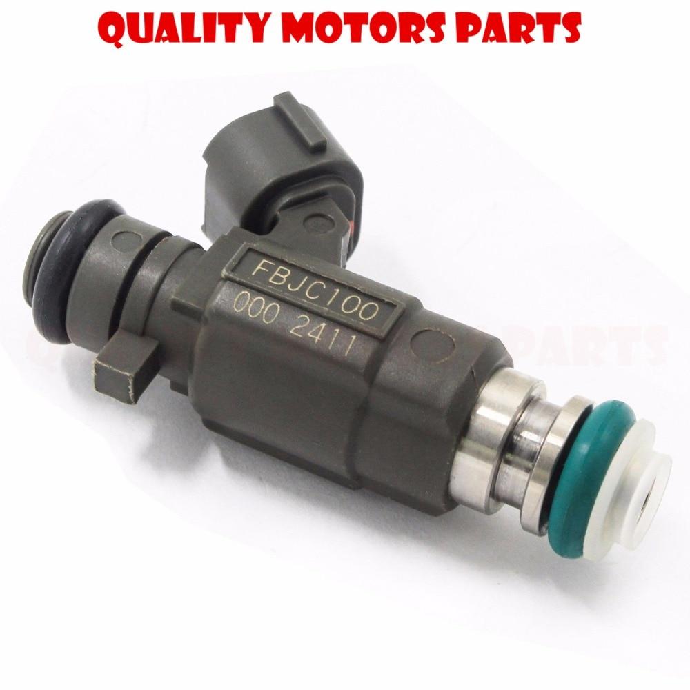 4 Pieces Fuel Injector FBJC100 Fit For Subaru Impreza Nissan Sentra Infiniti