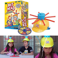 Wet Head Funny Jokes Water Roulette Family Game Challenge Kids Children Toy