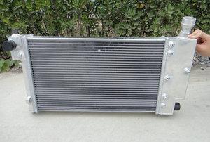 Алюминиевый радиатор для PEUGEOT 106 GTI и RALLYE CITROEN SAXO VTR Manul