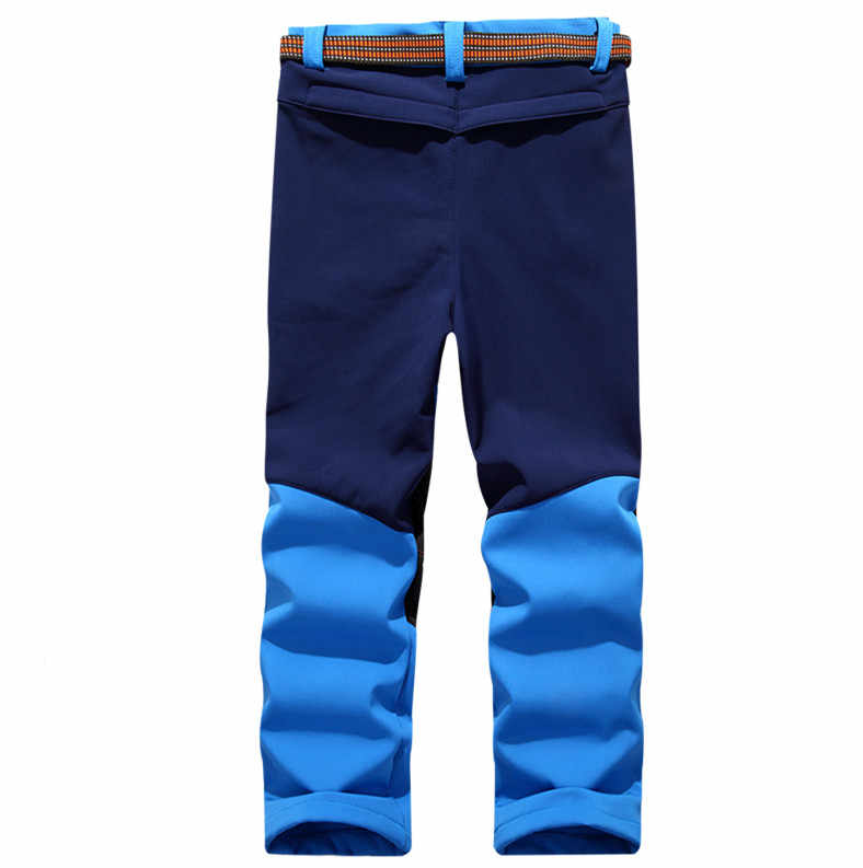 Ninos Softshell Pantalones De Senderismo Nino Nina Camping Pantalones Trekking Montana Escalada Invierno Fleece Pant Kids Pantalon Senderismo Kids Light Up Shoes Pant Cottonpant Waterproof Aliexpress