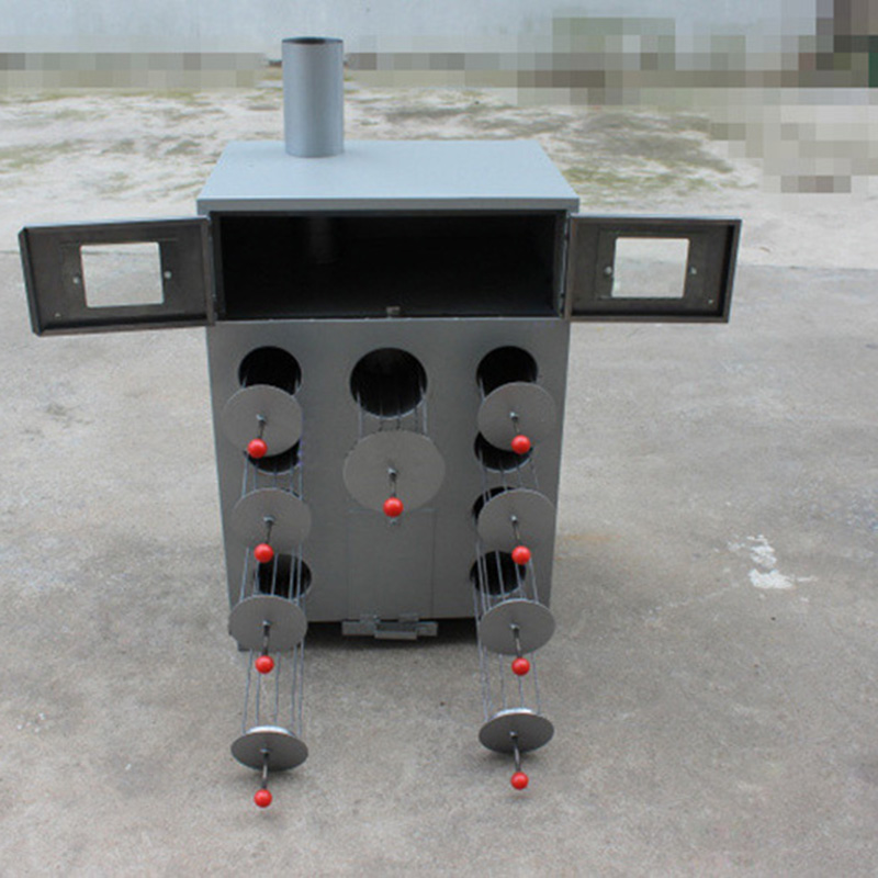 1pc 9 Hole thicken and double layers corn grilled machine charcoal or wood roasted sweet potatoes Oven machine1pc 9 Hole thicken and double layers corn grilled machine charcoal or wood roasted sweet potatoes Oven machine
