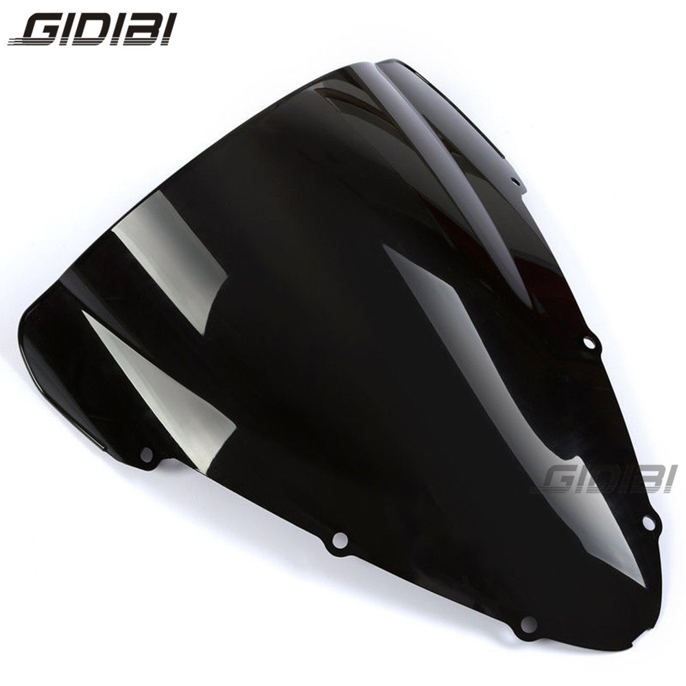Chrome Windshield Windscreen For Honda CBR600 F4I 2001-2008 02 03 04 05 06 New