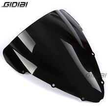 Zwart Abs Motorcycle Voorruit Voorruit Voor Honda CBR600F Cbr 600 F F4i 2001 2007 02 03 04 05 06