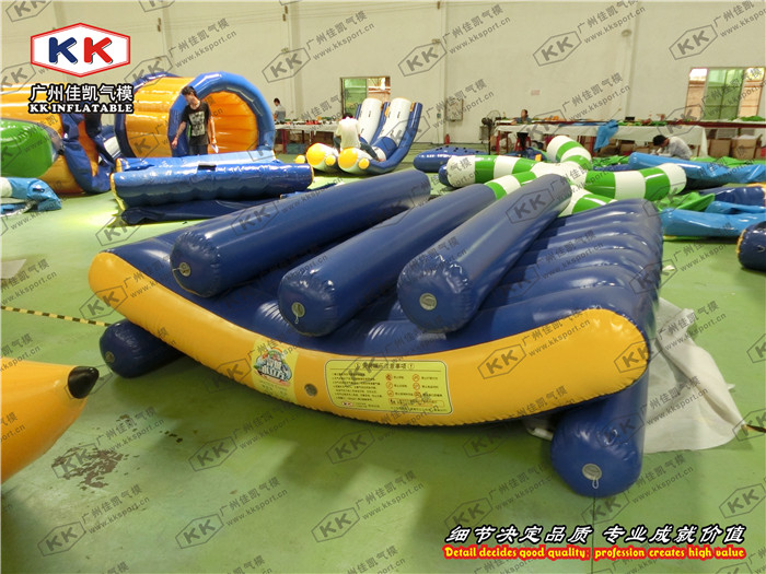 River Treasure Water Sport Toys Inflatable Water Seesaw river treasure water sport toys inflatable water seesaw