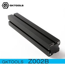 GKTOOLS, Z002B 280mmX50mmX50mm, Long Machine Bed, Aluminum Base, Used for Mini Lathe Z002B