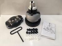 Hot Sale Jewellery Tools Mini Engraving Ball Vise GRS Engraving Block Ring Setting Clamp Tools Stone Setting Ball Vice