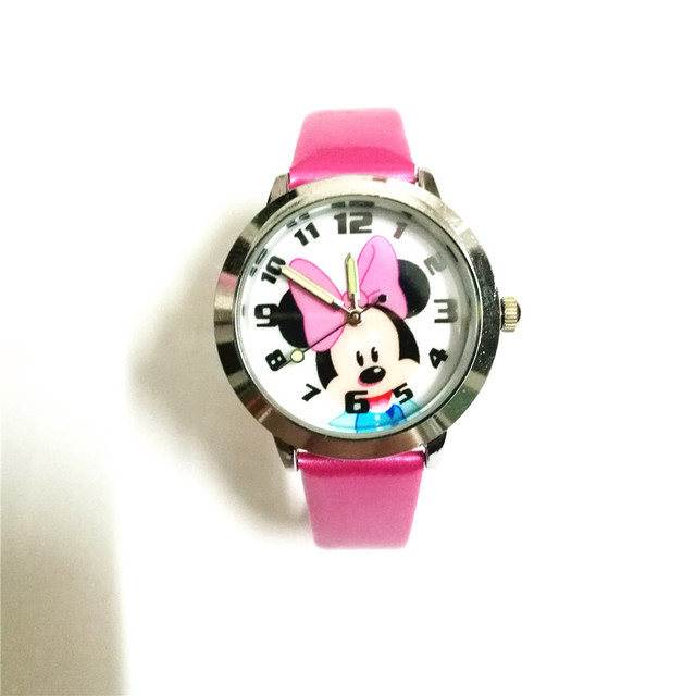 2018 quartz Children Watches cute mini Cartoon kids Watch girls birthday gift re