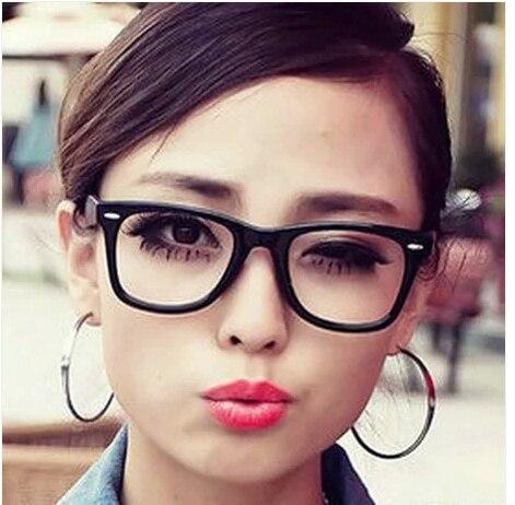 free shipping top fashion sunglasses womens frames popular ladies glasses full frame mens eyewear glasses eyeglasses - Womens Frames