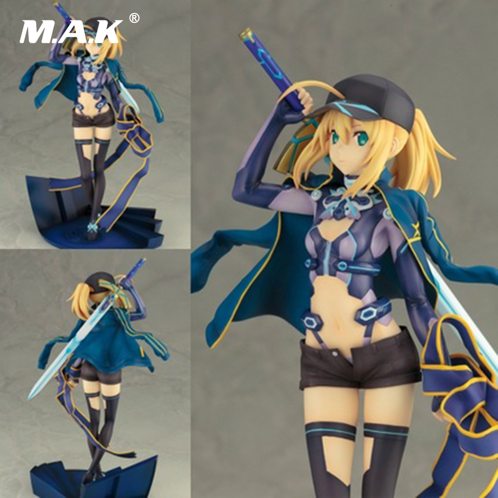 New PVC Cartoon Anime Mysterious Heroine X Fate Grand Order Assassin Figure 20cm le fate топ