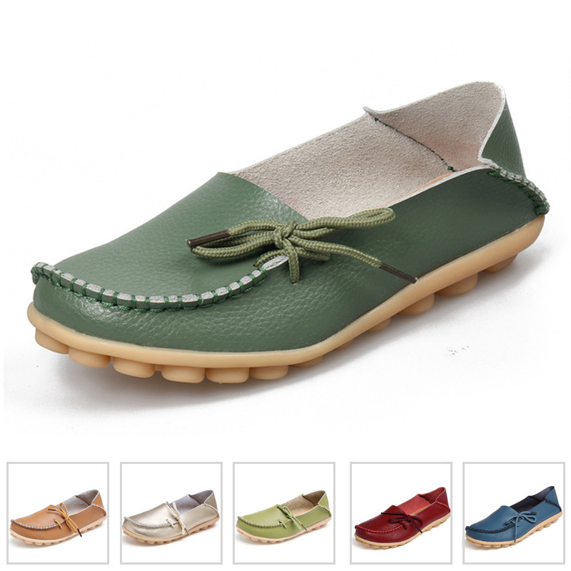 Fashion Casual Shoes Women Moccasins Loafers Soft Leisure Flats Casual Female Driving Footwear Comfortable 2019 Size 36-44Fashion Casual Shoes Women Moccasins Loafers Soft Leisure Flats Casual Female Driving Footwear Comfortable 2019 Size 36-44
