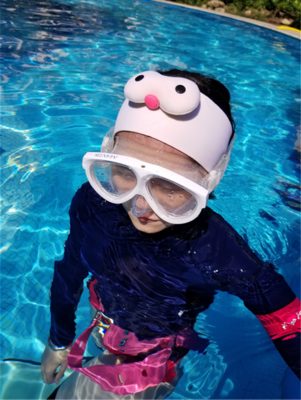 AturDive 3mm Warm Neoprene Scuba Diving Animal Hat Scuba Diving Hood Divers Cap Animal Cartoon Multi Colors