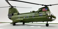 1 72 TRUMPETER U S Navy CH 64F Sea Knight Transport Helicopter Model 37004 Static Collection