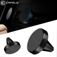 Get more info on the CAFELE Car Phone Holder Magnetic Air Vent Mount Mobile Phone Stand Magnet Support Cell in Car GPS For iPhone XS Max Samsung S10