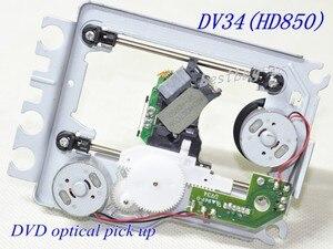 Image 3 - Freies verschiffen SF HD850 EP HD850 Optische Pickup mit DV34 mechanismus SFHD850/HD850 für DVD player laser kopf