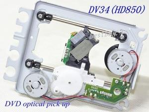 Image 3 - משלוח חינם SF HD850 EP HD850 אופטי איסוף עם DV34 מנגנון SFHD850/HD850 עבור DVD נגן לייזר ראש