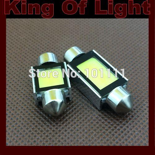 10x High quality car led lighting C5W 31mm Festoon 2W canbus obc error free no error Free shipping