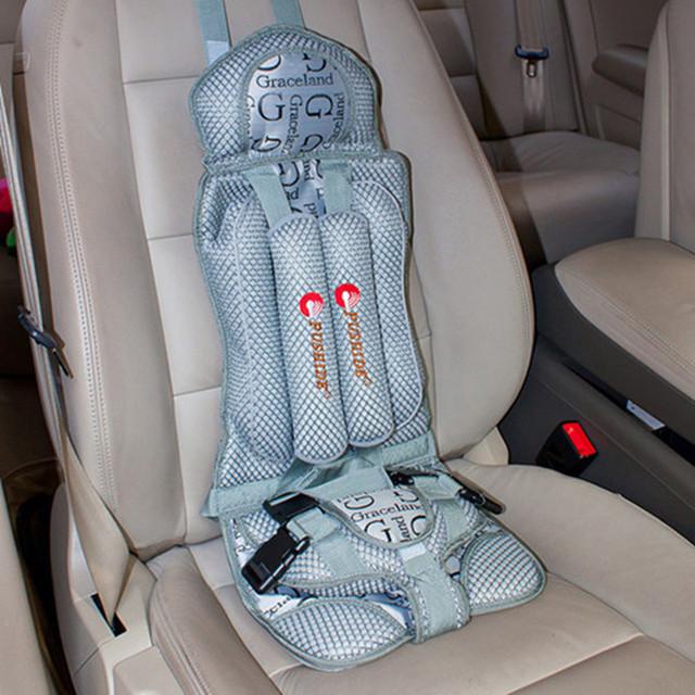 0-5 Anos de Idade Do Bebê Do Assento de Carro, crianças Assento de Segurança Do Carro, CCC Certificação Crianças Proteção Portáteis, prática Almofada Bebê 10-020