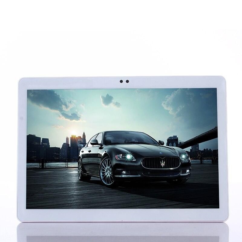 Originale nuovo Pad 10.1 Android 8.0 Octa core tablet Ram 4 gb di Rom 32 gb 64 gb IPS dual card chiamata di telefonia mobile Google WIFI GPS da tavolo