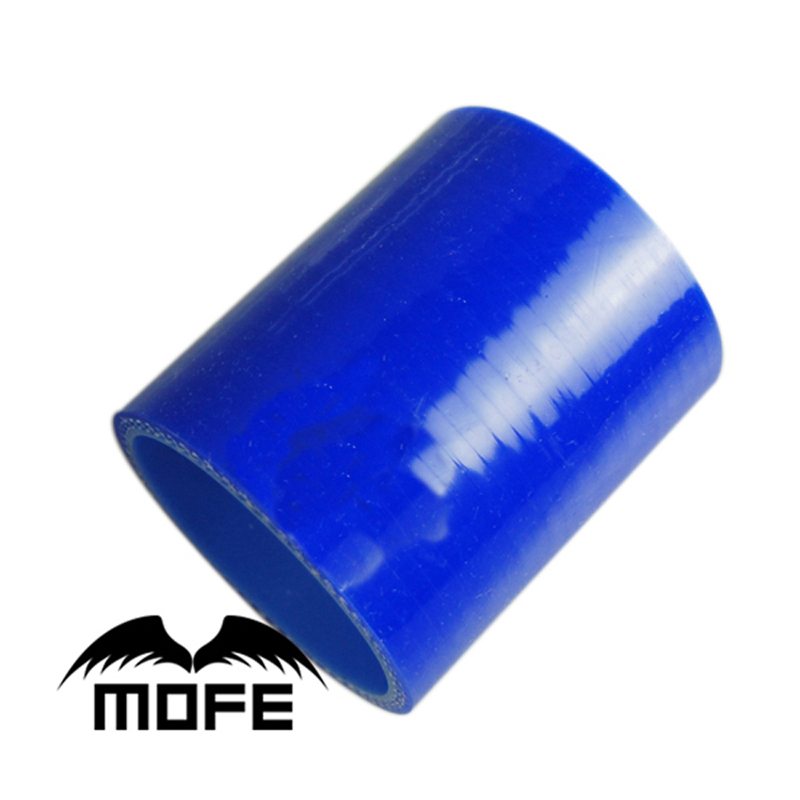 Straight Silicone Hose Reducer Coupler Turbo Intercooler Pipe Black Blue Red