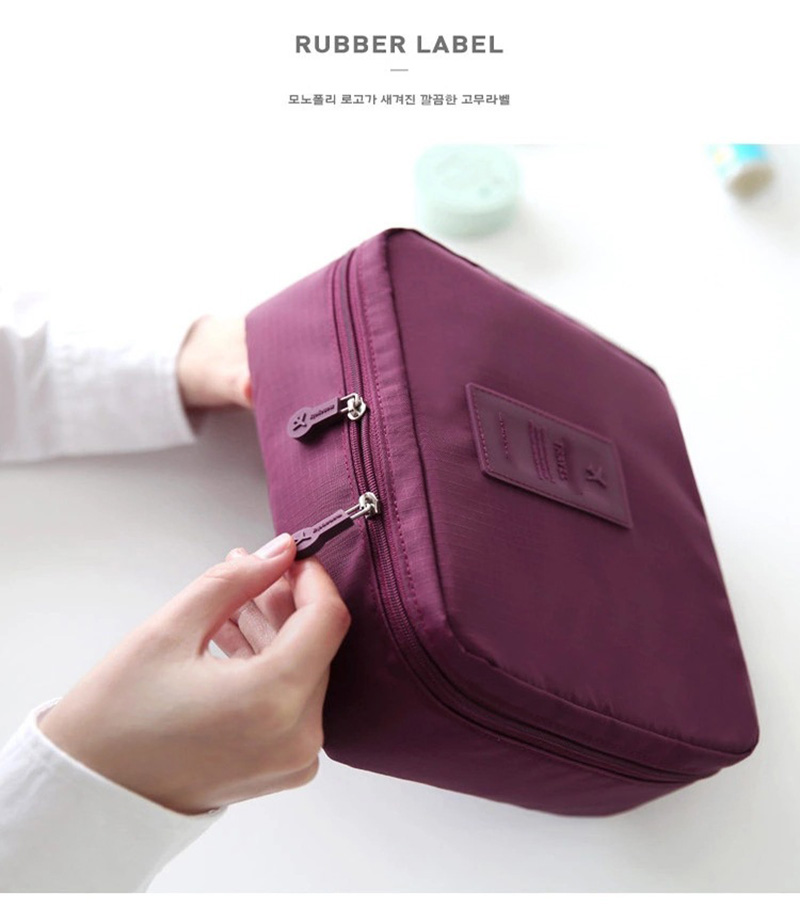 HTB1ElfXlZnI8KJjSsziq6z8QpXaY - Fashion Travel Nylon beauty makeup bags water-proof cosmetics bags