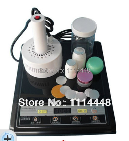 New Portable Induction Foil Cap Sealer Hand-held Induction Sealing Machine for 20-100mm  1pc portable magnetic induction bottle sealing machine aluminum foil cap sealer 20 100mm dgyf s500a