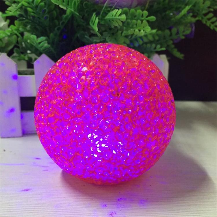 The Crystal Ball Colorful Small Lights Unisex Toy Plastic Movie & Tv Electronic Multicolor 2020