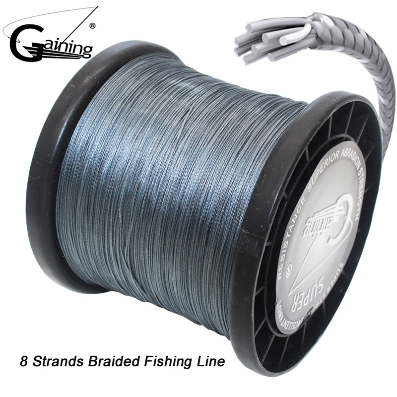 3SeaKnight Brand TriPoseidon Series 300M 330Yards PE Braided Fishing Line 4 stands 8LB 10LB 20LB 60LB Multifilament Fishing Line