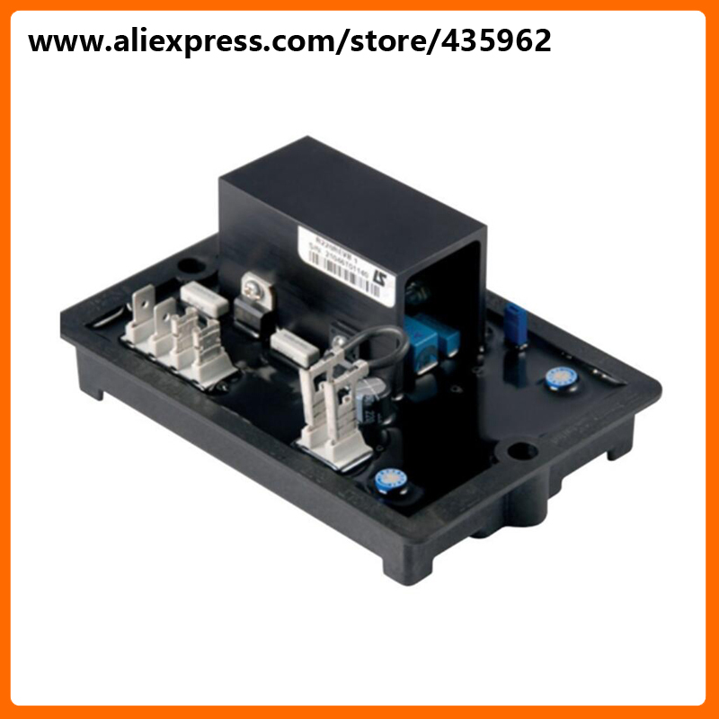 R220 AVR Leroy Somer Automatic Voltage Regulator for Generator Alternator high quality стоимость
