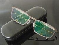 Smart Zoom Smart Zoom Bifocal Progressive Presby Glasses TR 90 Leg Frame Prgressive Lenses