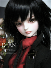 Free shipping !free makeup&eyes included!top quality 1/3 bjd girl doll kids toy E-an D.O.T dream of doll model Brinquedo Hobbies