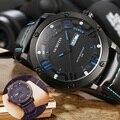 Ochstin 3d diseño relojes de los hombres militar deportes cuarzo de la marca de moda de lujo casual automático día fecha impermeable relojes de pulsera para hombres