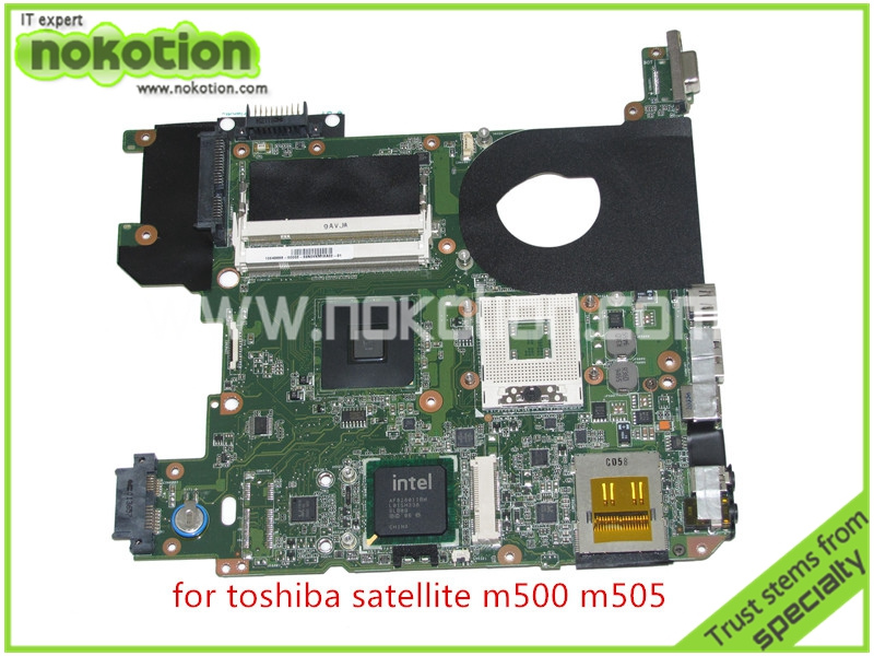 H000018560 For Toshiba Satellite M500 M505 Laptop motherboard intel GM45 DDR2
