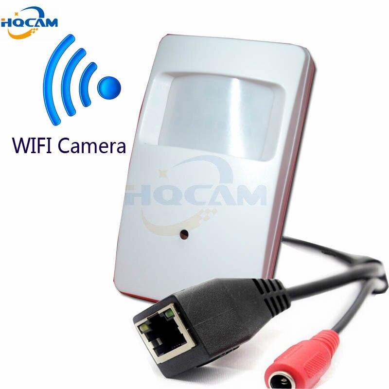 HQCAM 960P mini ip camera wifi Pir Style Ip Camera mini PIR IP Camera Wireless Onvif 720P 1.3MP Mini wifi IP Camera Indoor P2P