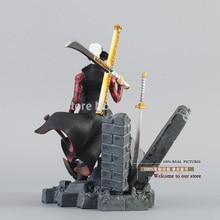 """Livraison gratuite Anime une pièce Dracule Mihawk PVC figurine Collection jouet 6 """"15 cm"""