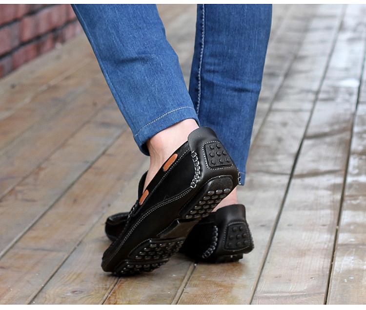 HN 1128 (12) Men`s Casual Loafers Shoe
