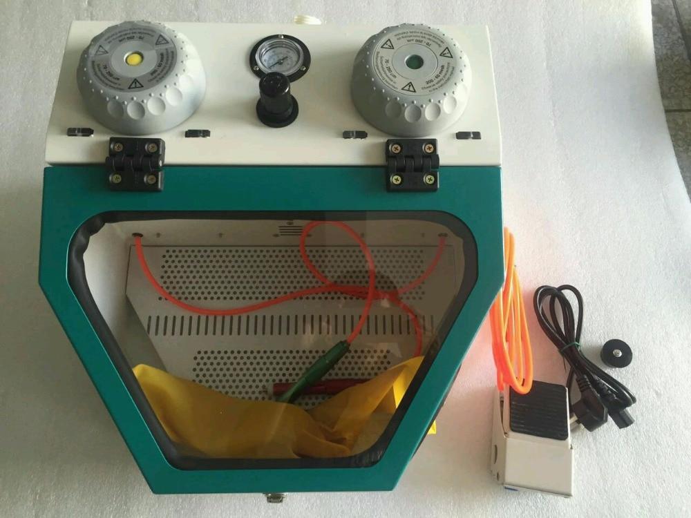 ▻Máquina de chorro de arena sandblaster eléctrica joyeria - a846