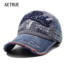 AETRUE Brand Men Baseball Caps Dad Casquette Women Snapback Caps Bone Hats For Men Fashion Vintage