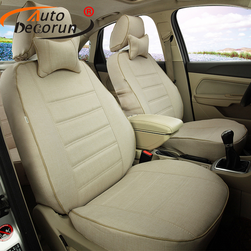 Autodecorun Cover Seat Car For Toyota Alphard Seat Covers