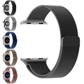 Milanese Loop Band For Apple Watch Series 1 2 High quality Link Bracelet Stainless Steel strap bands for apple watch 42mm 38mm