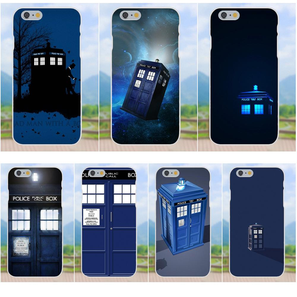 Half-wrapped Case For Xiaomi Mi6 Mi 6 A1 Max Mix 2 5x 6x Redmi Note 5 5a 4x 4a A4 4 3 Plus Pro Silicone Shell Case Tardis Doctor Dr Who Police Box Clients First