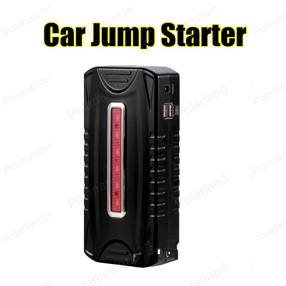 Car Jump Starter Power Bank Emergency Car Battery Booster Pack Vehicle Jump Starter Charger SOS Lights for Petrol and Diesel 18000mah emergency car jump starter charger booster emergency car jump starter