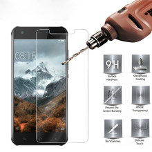 2.5D Clear Tempered Glass for Blackview BV7000 Pro A7 A9 BV9000 BV8000 S8 Pro P2 lite BV6000 Screen Protective Cover Film(China)