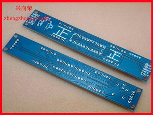 FREE Shipping!!! MAX7219 LED display module PCB board / PCB board space MODULE image