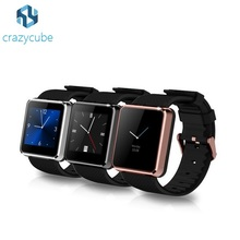 CrazyCube F1 Sport Waterproof Montre Wristwatch Bluetooth font b Smartwatch b font Sync Call SMS Pedometer